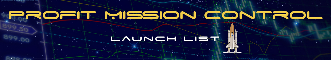 Launch List Banner